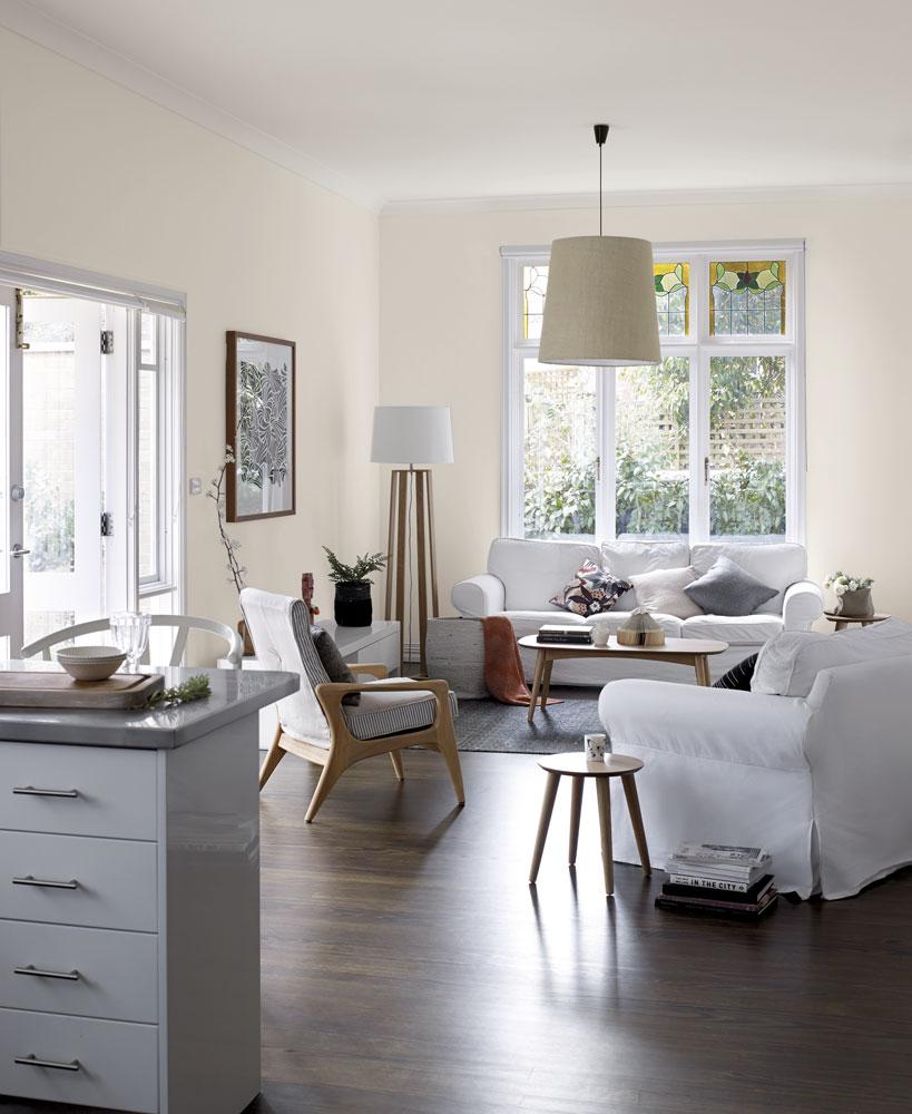 White Comfort British Paints