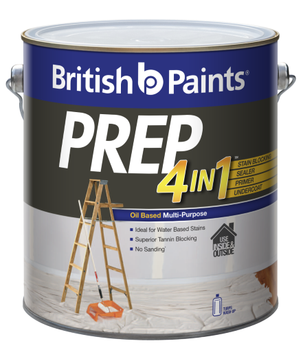Differance Between Oil And Water Based Prep Paint