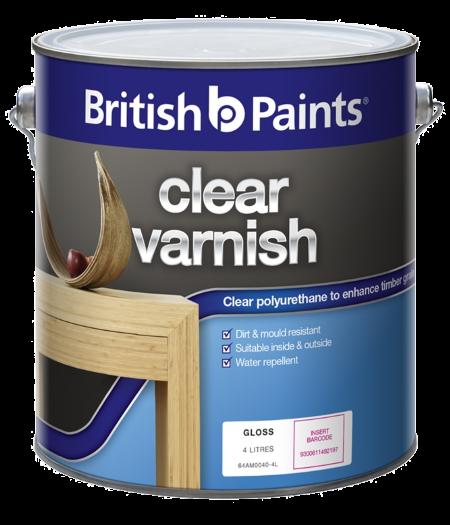 British paints oil based exterior varnish british paints for Exterior oil based paint